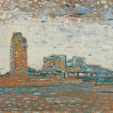 Paysage de Banlieue - 1907 (Musée de Grenoble)