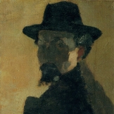 cat219-autoportrait-1925